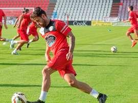 Jon García jugará esta temporada en la Ponfe. CDLugo