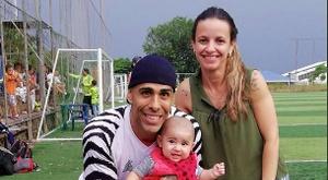 Le monde du foot retient son souffle pour Gustavo Betancur. Twitter/betancur24