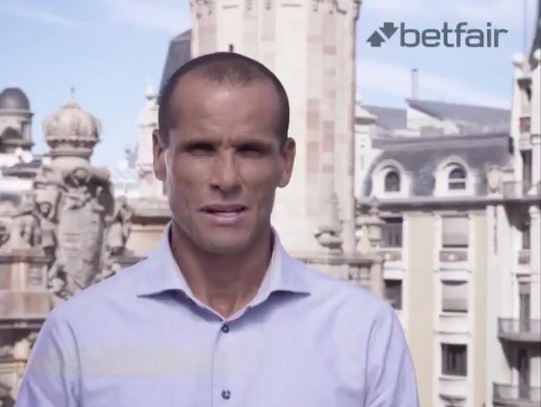 Rivaldo ve un Barça imparable con Neymar. Betfair