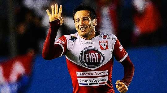 Aldo Díaz se ha retirado con 42 años. TacuaremboFC