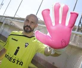 Dani Mallo dice adiós. AlbaceteBalompie