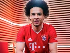 Sané signe au Bayern Munich jusqu'en 2025. FCBayern