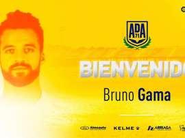 Bruno Alexandre Gama, nuevo jugador del Alcorcón. ADAlcorcón