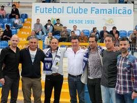 Ulisses Morais sigue sumando efectivos a su mando. FCFamalicao