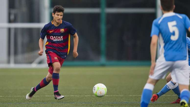 Lucas de Vega gusta a varios clubes de Segunda. FCBMasia