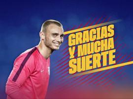 Valence et Barcelone confirment les chiffres du transfert de Cillessen. FCB