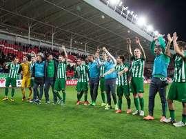 Julian Koch afronta un nuevo reto en la Liga Húngara. NB1HU