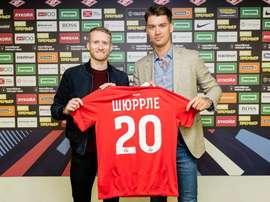 Schürrle jouera en Russie cette saison. Spartak