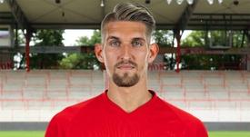 Andrich jugará esta temporada en la Bundesliga. FC-Union-Berlin