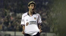 El 'Piojo' López estuvo muy cerca de recalar en el Atleti. EFE/Archivo