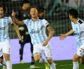 Cabral es ya nuevo jugador de Atlético Tucumán. ClubAtleticoTucuman