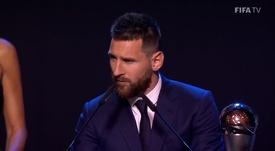 BeSoccer acompanha ao vivo a escolha do troféu The Best 2019, realizada pela FIFA em Milão. FIFA