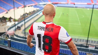 Atualidade do mercado de transferências a 26 de julho de 2021.Twitter/Feyenoord