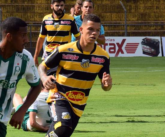 Rodrigo Rodrigues llamó inmediatamente la atención del Madrid. GremioNovorizontino