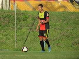 Pablo Oliveira ha fichado por el Guaraní brasileño. GloboFC