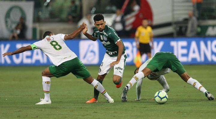 Matheus Fernandes de retour à Palmeiras gratuitement. FCBarcelona