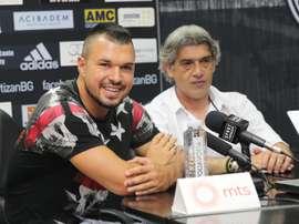 Bojinov ha cambiado el Partizan por la Segunda División China. Partizan