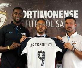 Jackson Martínez deverá renovar com o Portimonense. Portimonense