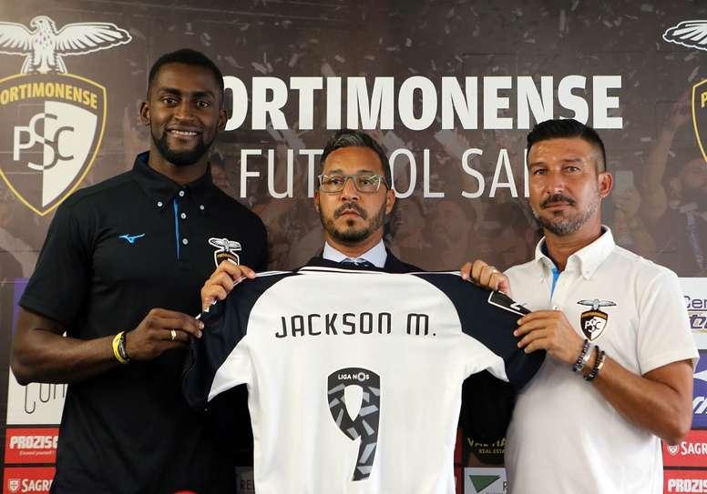 El Portimonense de Jackson Martínez reabrirá la competición lusa. Portimonense