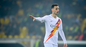 Le formazioni ufficiali di Roma-Udinese. ASRoma