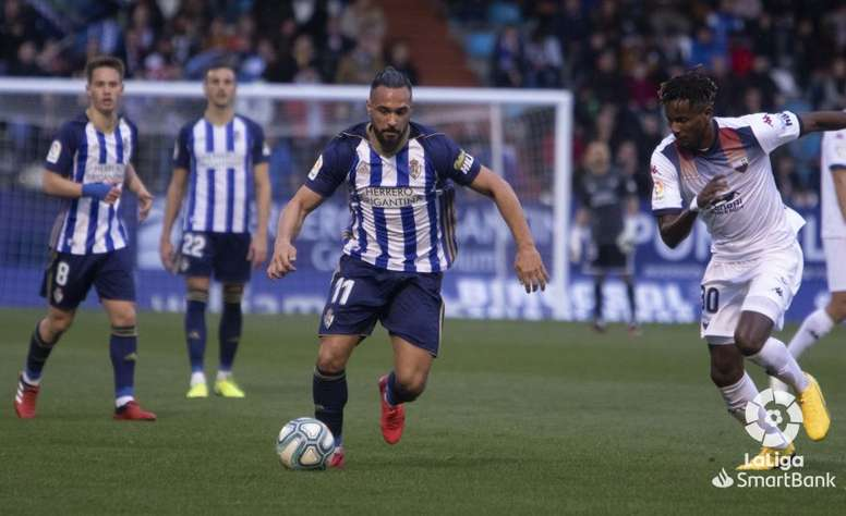 Ponferradina y Extremadura empataron sin goles. LaLiga