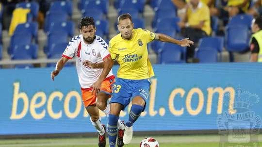 Las Palmas y Rayo brindaron un gran espectáculo, pero sólo uno salió vencedor. Twitter/UDLP_Oficial