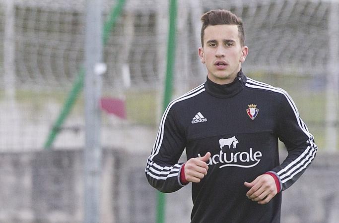 Alex Berenguer has joined Torino. Osasuna