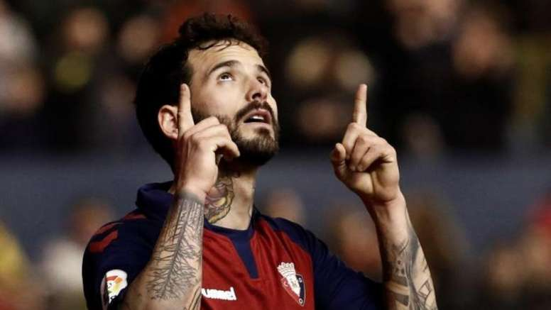 Rubén García comentou sobre o tabu da homossexualidade no futebol. EFE/JesúsDiges