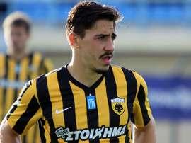 El AEK quiere seguir subiendo puestos en la tabla. AEKFC
