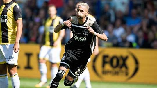 L'Ajax a réalisé une démonstration. Ajax