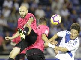 El Tenerife le dio la vuelta al madrugador 0-2 del Alcorcón. LaLiga