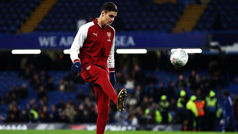 Mavropanos could leave. Arsenal