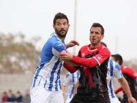 Biel Guasp ha renovado su contrato con el Atlético Baleares. CDATB