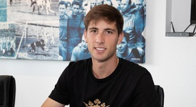 Juan Miranda decide no seguir en el Schalke 04. Twitter/s04_es