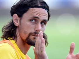 Subotic is about to change the club. AFP
