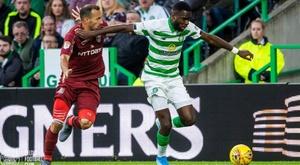 El Celtic ha protagonizado uno de los batacazos de la ronda. Twitter/CelticFC