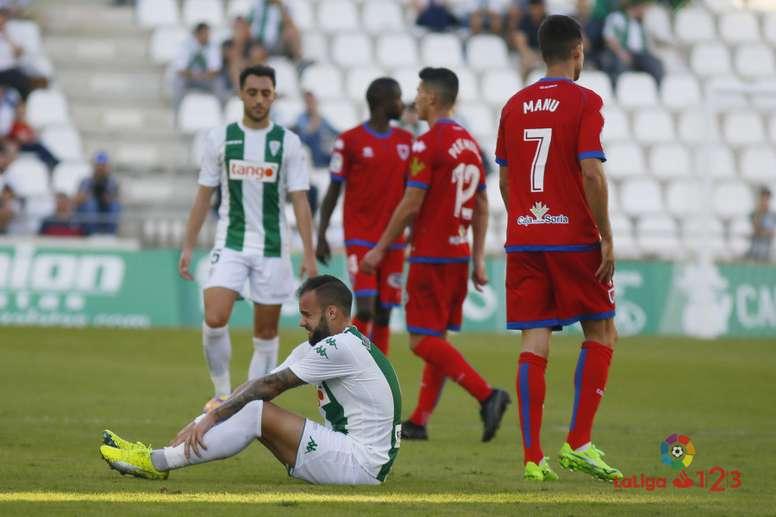 Al Córdoba no se le da bien visitar Soria. LaLiga