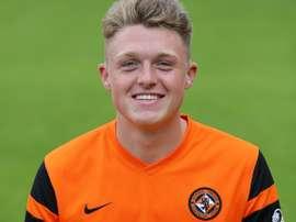 El futbolista del Dundee United Harry Souttar. DUFC