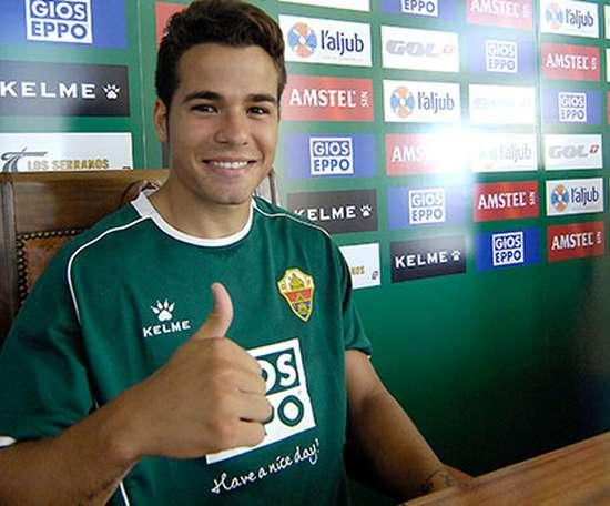 Samu Martínez deja el Elche para incorporarse al Lorca. ElcheCF