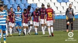 El Extremadura no cometió alineación indebida ante el Dépor. LaLiga