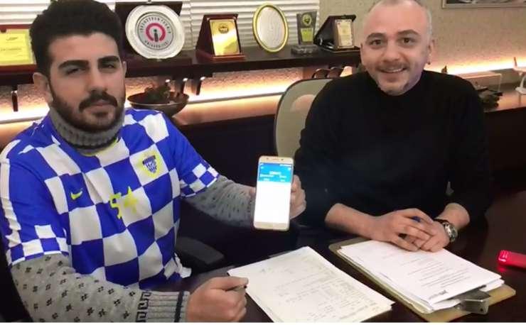 Un club de futbol turco realiza la primera contratación con bitcoin