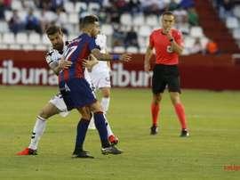 Vadillo no continuará en el Huesca. LaLiga