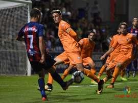 El Huesca lo intentó por todos los medios, pero no doblegó al Reus. LaLiga