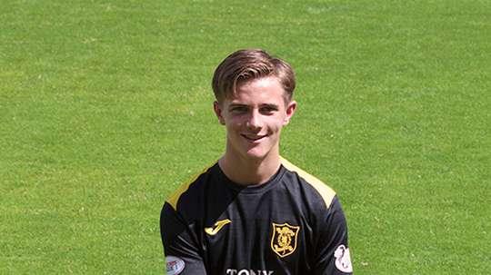 Matthew Knox podría llegar a la Premier de la mano del Crystal Palace. LivingstonFC