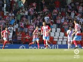 El Lugo accedió a la tercera ronda de la Copa del Rey. LaLiga