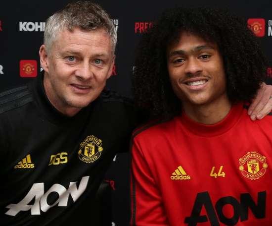 United renova com Chong até 2022. ManUtd