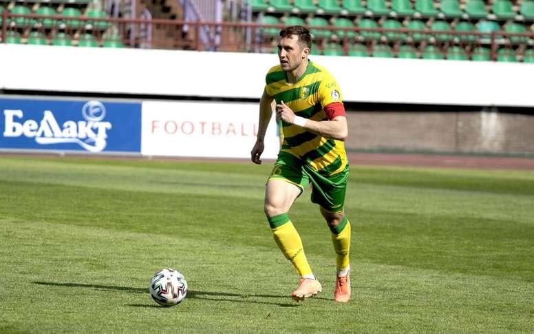 El Neman ganó por penaltis 4-2 a su equipo reserva. FCNeman