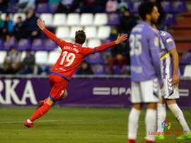 Guillermo sentenció al Valladolid. LaLiga
