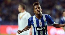 O jogador do Porto tem regressado recentemente de uma cessão no São Paulo. FCPorto