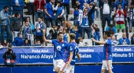 El Oviedo busca al 'nuevo Toché'. LaLiga
